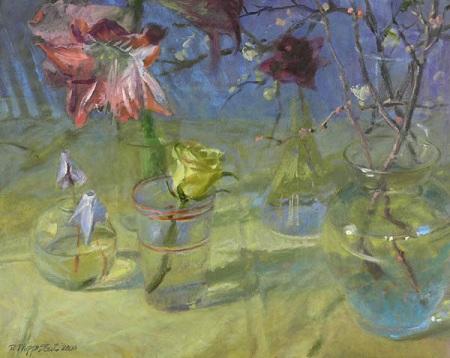 Dona Phipps Stout, MINERVA%20%202008, Jerald Melberg Gallery